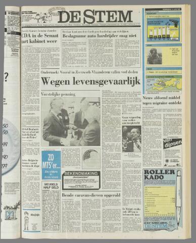 de Stem 1991-06-19