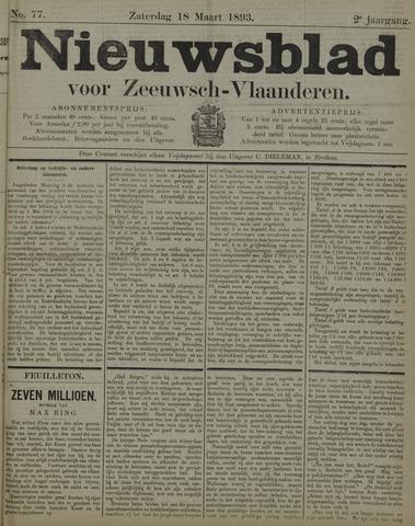 Nieuwsblad voor Zeeuwsch-Vlaanderen 1893-03-18
