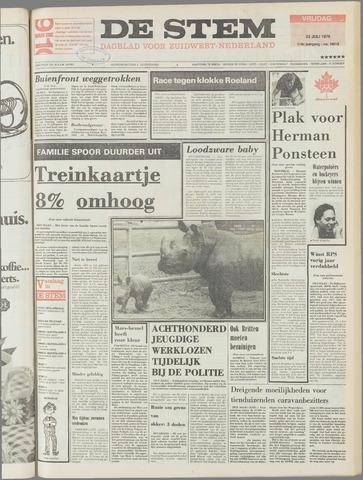 de Stem 1976-07-23