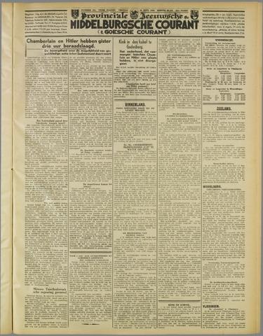 Middelburgsche Courant 1938-09-23