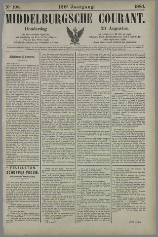 Middelburgsche Courant 1883-08-23