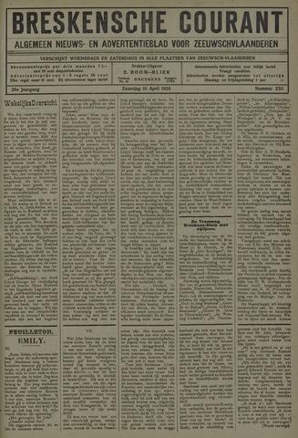 Breskensche Courant 1920-04-10