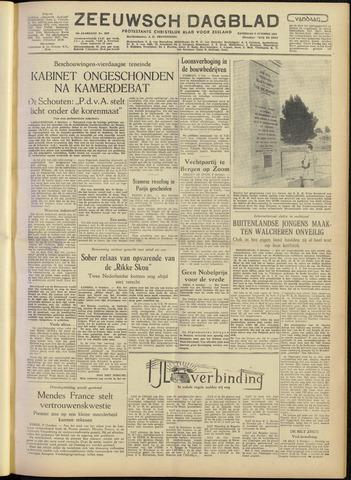 Zeeuwsch Dagblad 1954-10-09