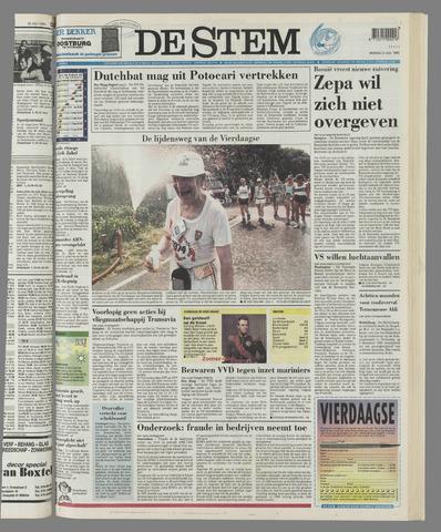 de Stem 1995-07-21