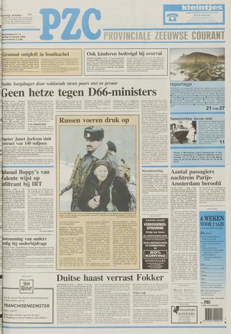 Provinciale Zeeuwse Courant 1996-01-13