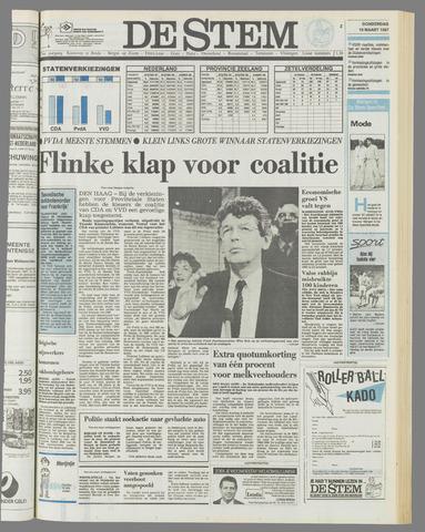 de Stem 1987-03-19