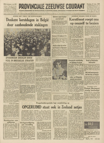 Provinciale Zeeuwse Courant 1960-12-27