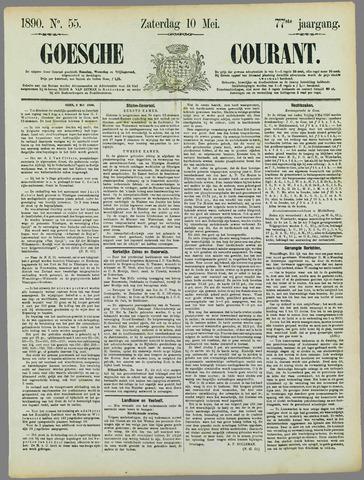 Goessche Courant 1890-05-10