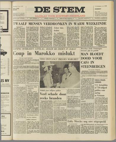 de Stem 1971-07-12