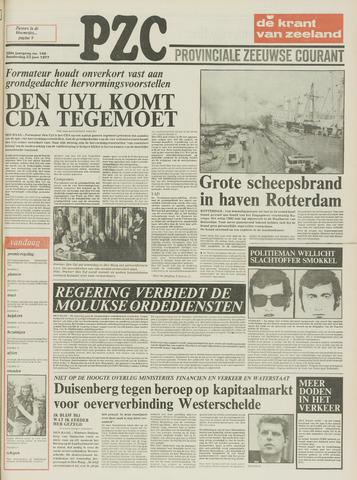 Provinciale Zeeuwse Courant 1977-06-23