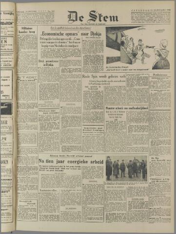 de Stem 1948-01-10