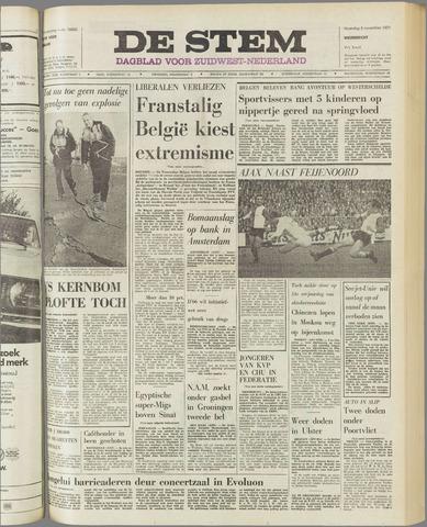 de Stem 1971-11-08