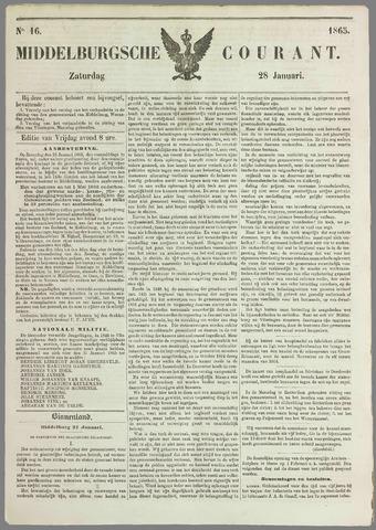 Middelburgsche Courant 1865-01-28