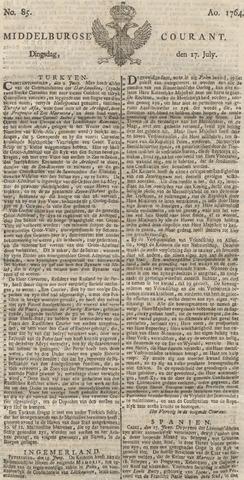 Middelburgsche Courant 1764-07-17