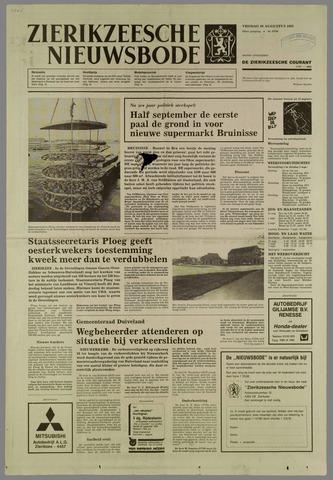 Zierikzeesche Nieuwsbode 1985-08-30