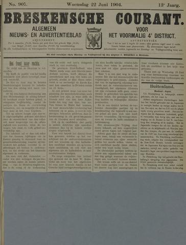 Breskensche Courant 1904-06-22