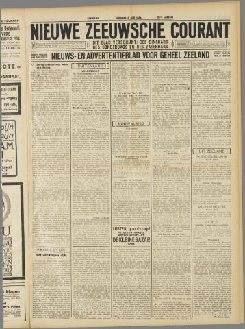 Nieuwe Zeeuwsche Courant 1934-06-05