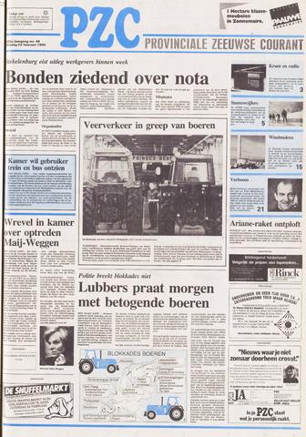 Provinciale Zeeuwse Courant 1990-02-23
