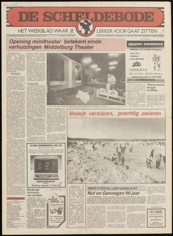 Scheldebode 1985-01-10