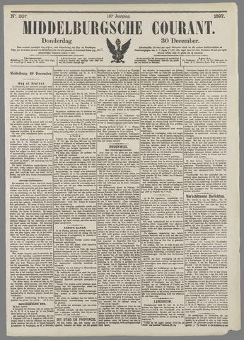 Middelburgsche Courant 1897-12-30