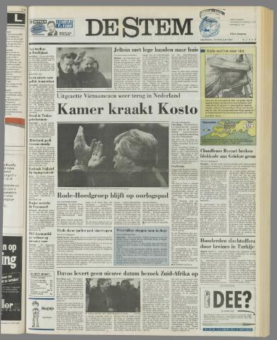 de Stem 1992-02-03