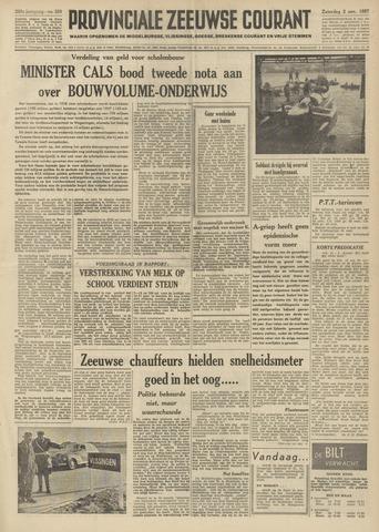 Provinciale Zeeuwse Courant 1957-11-02