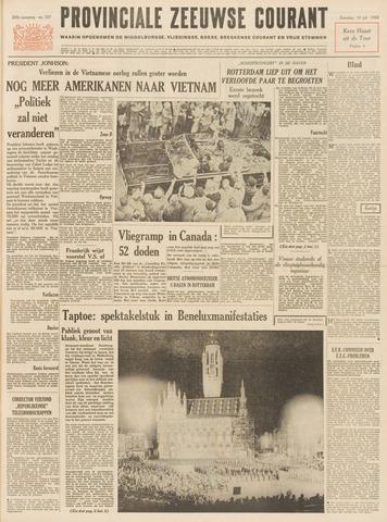 Provinciale Zeeuwse Courant 1965-07-10