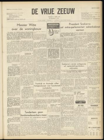 de Vrije Zeeuw 1957-04-05