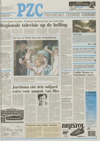 Provinciale Zeeuwse Courant 1996-08-24