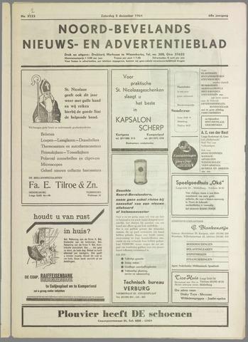 Noord-Bevelands Nieuws- en advertentieblad 1964-12-05