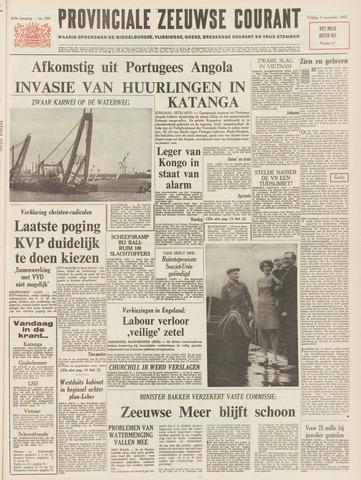 Provinciale Zeeuwse Courant 1967-11-03