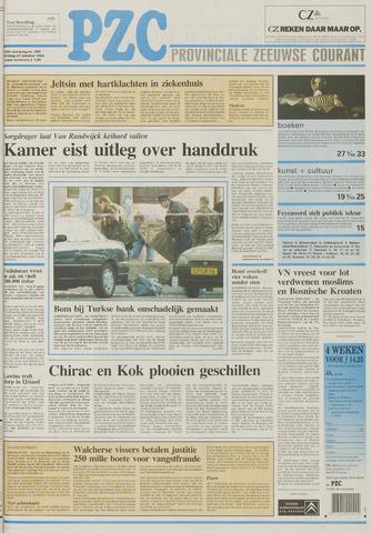 Provinciale Zeeuwse Courant 1995-10-27