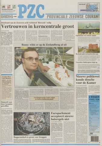 Provinciale Zeeuwse Courant 1998-02-19