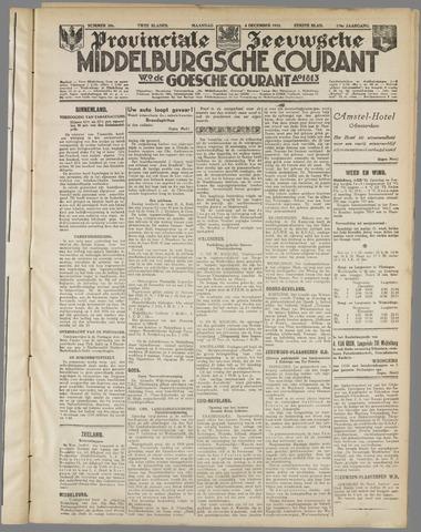 Middelburgsche Courant 1933-12-04