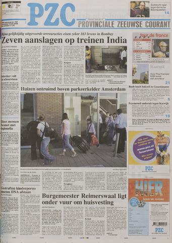 Provinciale Zeeuwse Courant 2006-07-12