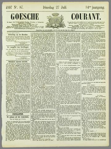 Goessche Courant 1897-07-27