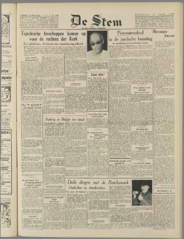 de Stem 1948-06-22