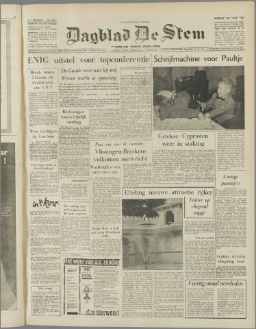 de Stem 1958-07-25
