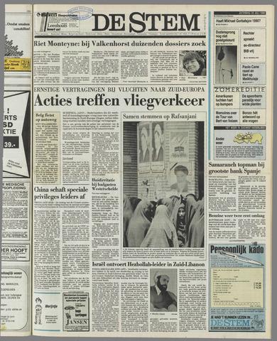 de Stem 1989-07-29