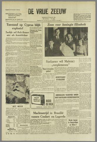 de Vrije Zeeuw 1964-03-11