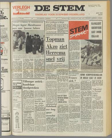 de Stem 1975-10-20