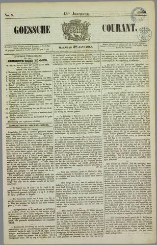 Goessche Courant 1856-01-28