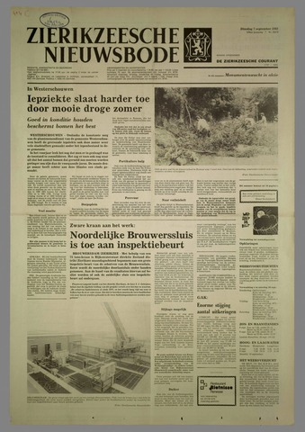 Zierikzeesche Nieuwsbode 1982-09-07
