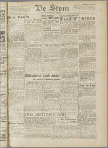 de Stem 1945-06-16