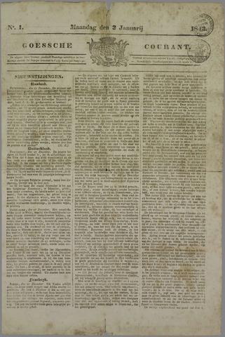 Goessche Courant 1843