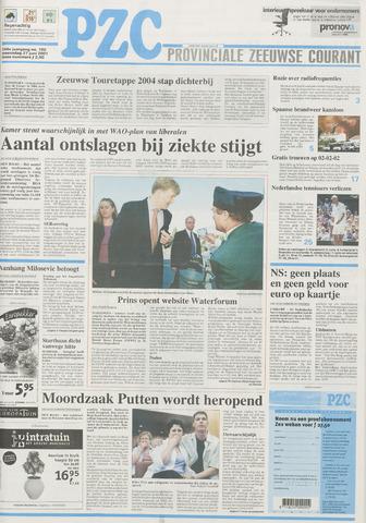Provinciale Zeeuwse Courant 2001-06-27