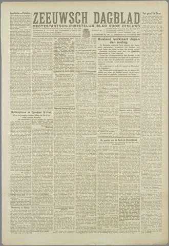 Zeeuwsch Dagblad 1945-08-09
