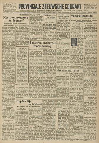 Provinciale Zeeuwse Courant 1947-05-09