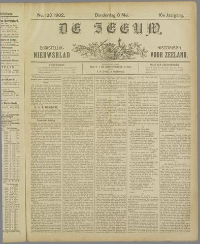 De Zeeuw. Christelijk-historisch nieuwsblad voor Zeeland 1902-05-08