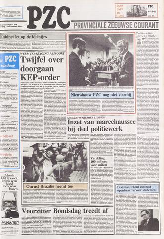 Provinciale Zeeuwse Courant 1988-11-12